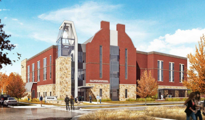 Moravian College HSC render