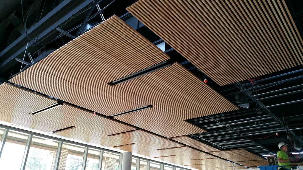2016 Shipley School Ceiling